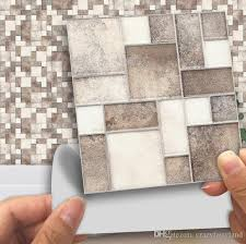 Tile Stickers 10 10cm Square Stitching Tile Waterproof Wall Art Bathroom Kitchen Cafes Room Decor Diy Mosaic Tile Sticker Wall Decal Bathroom Tile Stickers Removable Bathroom Tile Stickers Transfers From Crazyfairyland 4 75 Dhgate Com