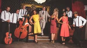 Postmodern Jukebox Band for Hire   Modern Swing Adam Chandler