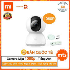 Camera Wifi Xiaomi Giám Sát Ngoài Trời Trong Nhà Mi Home Security 360 Full  HD 1080P - Digiworld Việt Nam