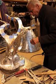 Natural Tendencies: A Studio Visit with Sculptor Richard Hunt – Michigan  Quarterly Review