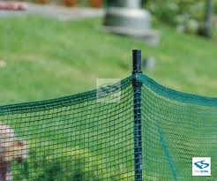 Commercial Barrier Fence Netting For Boundary Crowd Control
