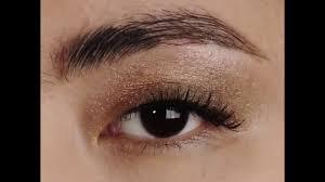tutorial makeup mata natural untuk ke