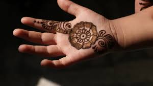 mehndi design for child 2018