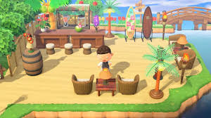 Not The First And Not The Last Beach Bar But It S Mine Ac Newhorizons