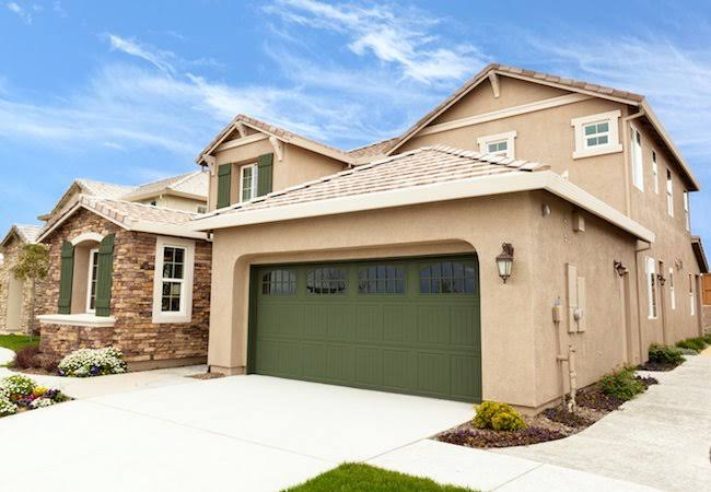Image result for Home's Exterior with Stucco
