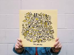 Vinyl Dreams - Roberto Johnson - Medium