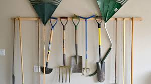 and organise your garden tools
