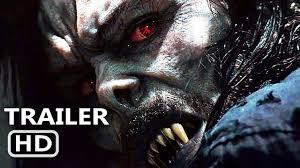 MORBIUS Trailer (2020) Spider-Man Spin-Off Movie - YouTube