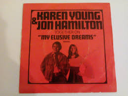Karen Young & Jon Hamilton - My Elusive Dreams (1970, Vinyl) | Discogs