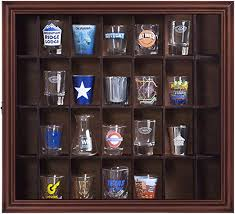 gallery solutions 18x16 shot glass