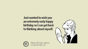 funny happy birthday quotes and facebook wishes