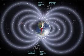 Campo magnetico terrestre: uno studio ne rileva i dettagli e mappa ...