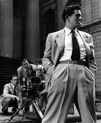 John Garfield, screenwriter/director Abraham Polonsky and ...