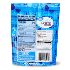 great value sweetened coconut flakes