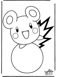Kleurplaten Pokemon Kleurplaat Pokemon