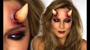 y devil makeup tutorial