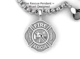 jewelry and gifts for firefighters and