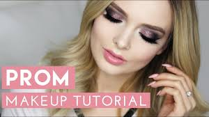 prom makeup tutorial mypaleskin