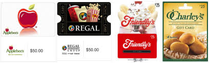 new special offers on gift cards