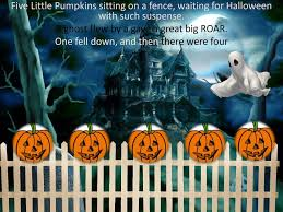 Ppt Five Little Pumpkins Powerpoint Presentation Free Download Id 3227376