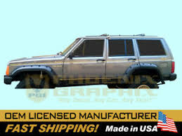 1987 1988 1989 1990 Jeep Cherokee Limited Xj Truck Decals Stripes Graphics Ebay