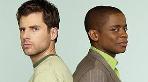 Two Cents & Five Questions With James Roday & Dule Hill (Psych ...