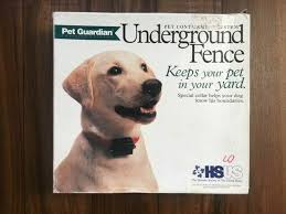 Pet Guardian Underground Fence Dog Containment Training System Pg3003w For Sale Online Ebay