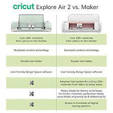 cricut explore air 2 machine bundle