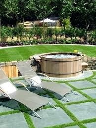 garden ideas to make the patio patio