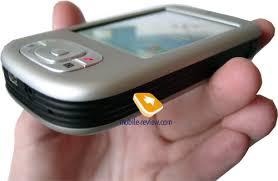 GSM smartphone Qtek s100 ...
