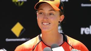 Emily Smith banned for posting Hobart Hurricanes line-up on Instagram |  Tell My Sport