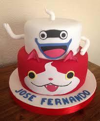 Yo Kai Watch Cake By Cakesbyme Fiestas De Cumpleanos Tematicas