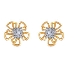 must have tanishq diamond earrings designs