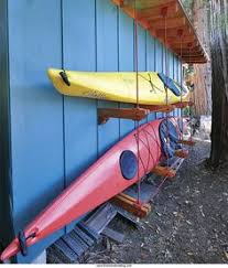 7 Kayak Storage Ideas Kayak Storage Kayak Storage Rack Kayaking