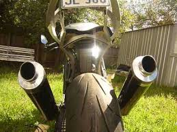 supercharged sv1000 cafe racer you