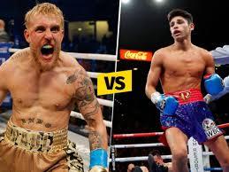 Ryan Garcia fue a buscar personalmente a Jake Paul a su casa para retarlo a  subir al ring | Boxeo | Bolavip