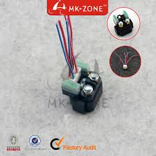 motor starter relay solenoid cable for