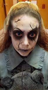 halloween looks with makeup