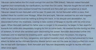 So I wrote a backstory for the Overlord's family in my fanfic ...