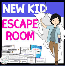 Assess Students Understanding Of Jerry Craft S Newbery Award Winning Book This Escape Room Is Designed To Be U In 2020 New Kids Award Winning Books Student Reflection