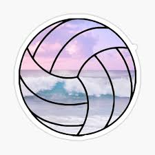 Volleyball Stickers Redbubble