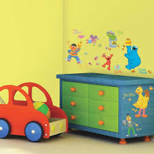 Sesame Street Wall Decals Roommates Decor