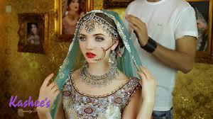 kashee s bridal makeup you