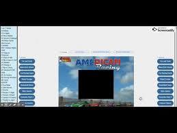 american racing unblocked games 66 at