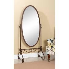 red barrel studio antique cheval mirror