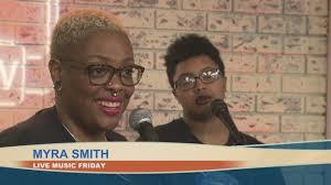 Live Music Friday: Myra Smith