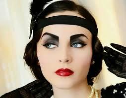 1920s hair makeup tips saubhaya makeup