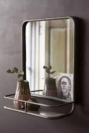 antique silver almost square bathroom