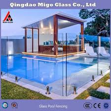 Frameless Pool Fencing And Hardwae Manufacturers And Suppliers China Wholesale Factory Migo Glass