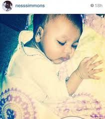 Vanessa Simmons Shares Baby Ava Marie Jean with Instagram! - FreddyO.com -  FreddyO.com